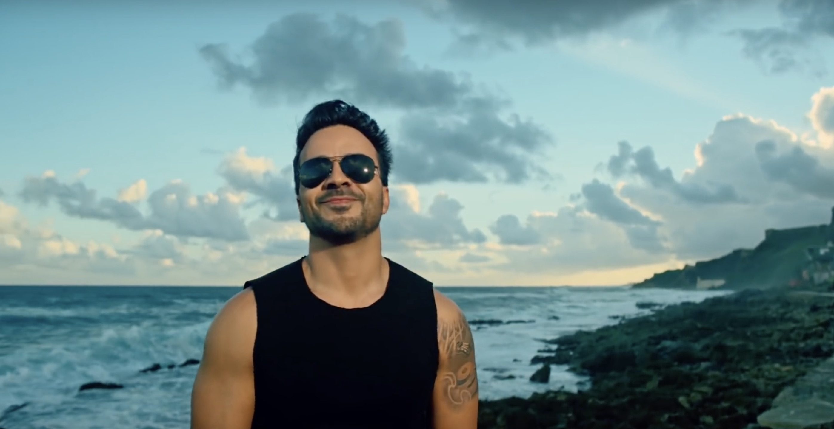 Despacito - Luis Fonsi - top clips décennie - Youtube