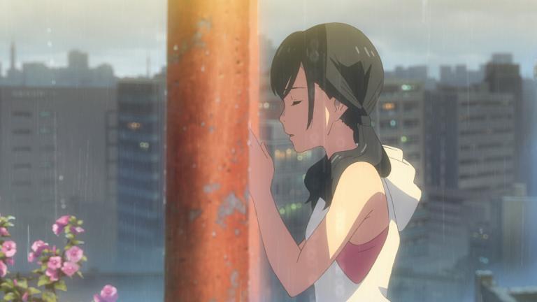 Hina Hodaka Les Enfants du Temps Makoto Shinkai Your Name cinéma animation japonaise écologie nature japon film humour amour