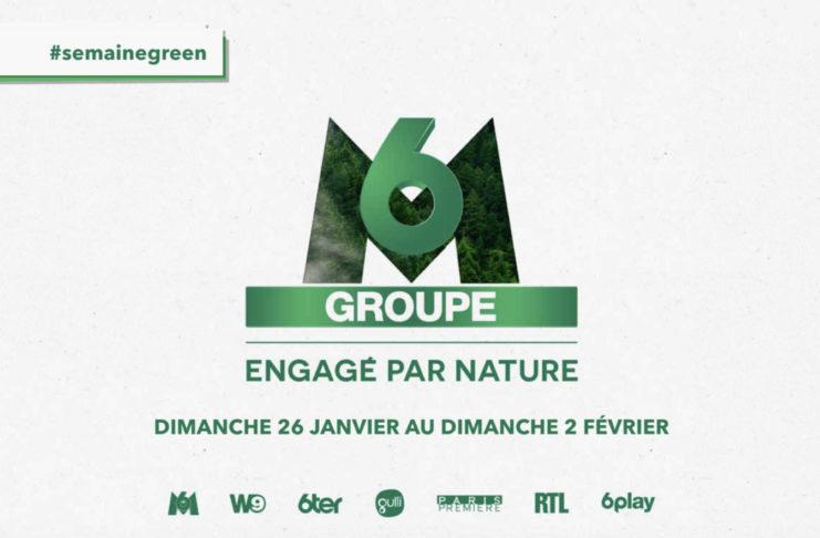 M6 - semaine green - écologie - programme