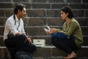 Ritesh Batra - Film - Le photographe - syma news - florence yeremian - nawazuddin siddiqui - sanya malhotra - photograph - film - movie - cinema - farrukh Jaffer - love - romance - amour - inde - bollywood - mumbai - bombay