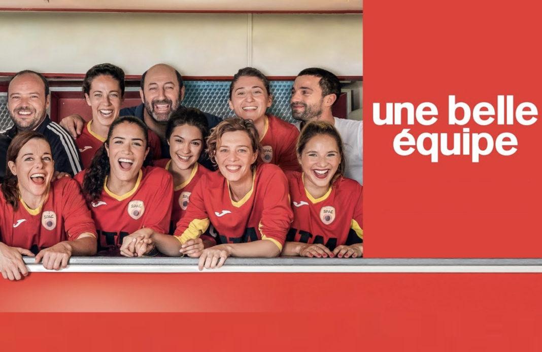 Une belle équipe - cinéma - foot féminin - comédie - Kad Merah