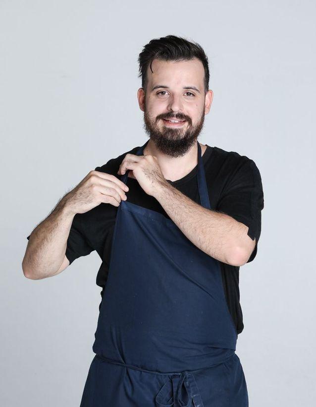 Top Chef 11 - Adrien Cachot - Top Chef