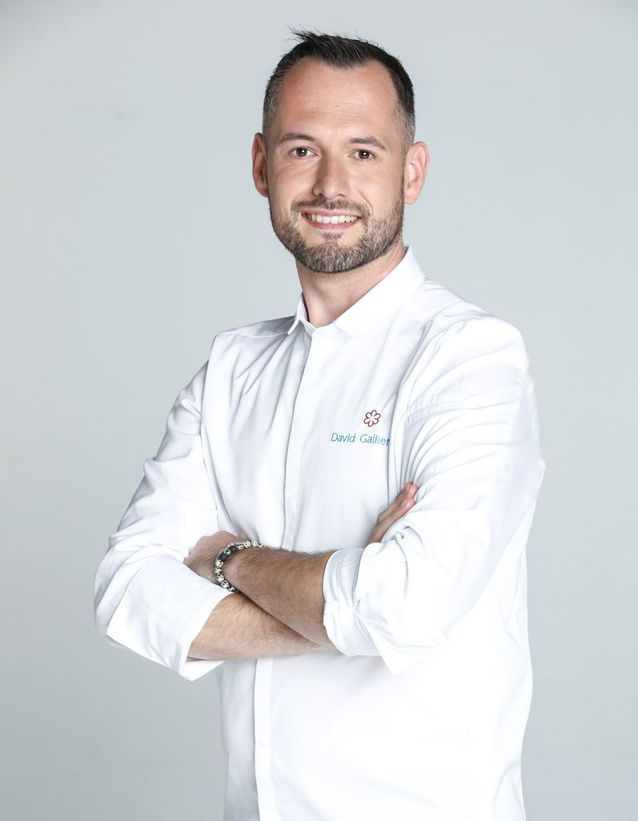 Top Chef 11 - David Gallienne - Top Chef