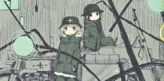 Girls Last Tour manga omake books science fiction guerre emotion tristesse militaire kawaii post apocalyptique