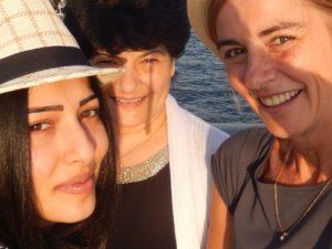 je prends ta peine - film - syma news - florence yeremian - anne consigny - interview - tsavet danem - armenie- arménie - armenia - cancer - mort - deuil - perte d'un enfant - compassion - drame - reportage -