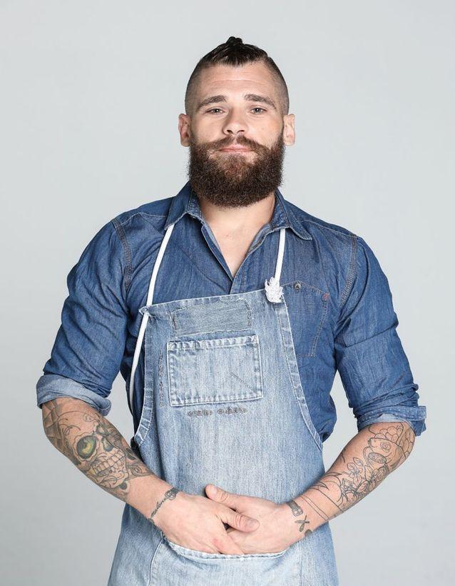 Top Chef 11 - Jordan Yuste - Top Chef