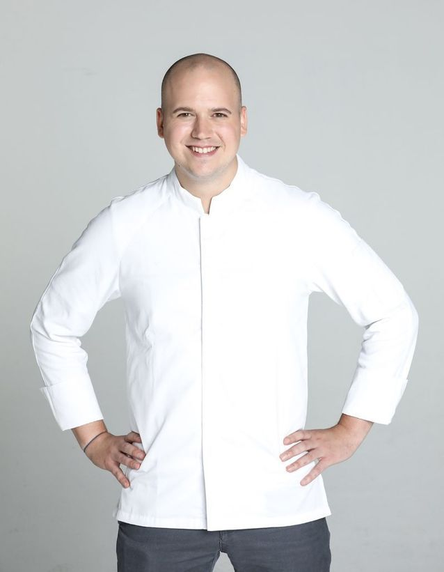 Top Chef 11 - Martin Feragus - Top Chef