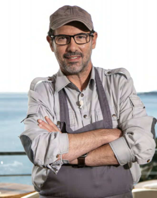 Paul Pairet - Top Chef 11 - Top Chef - jury