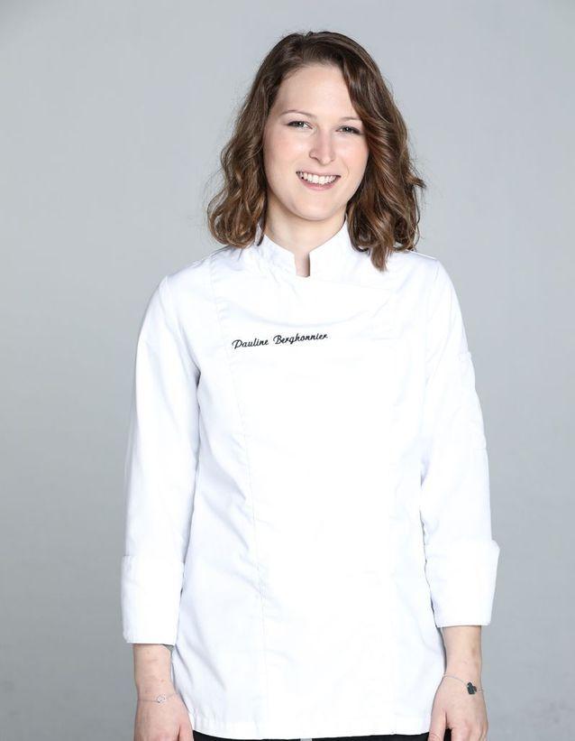 Top Chef 11 - Pauline Berghonnier - Top Chef