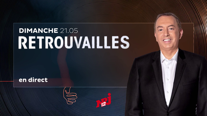 Retrouvailles - NRJ 12 - Jean Marc Morandini