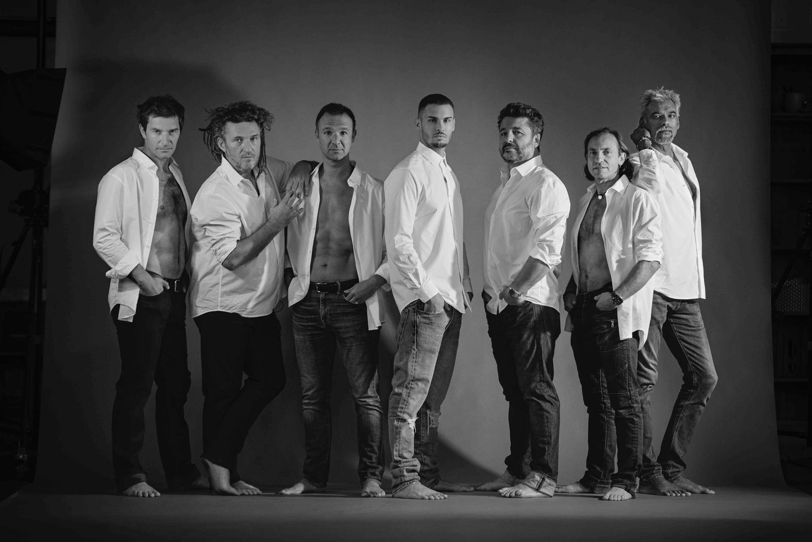 Stars à nu - TF1 - Hommes - debrief