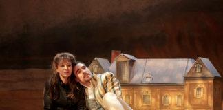 Marie des poules - syma news - arnaud denis - florence yeremian - george sand - theatre - Montparnasse - petit montparnasse - Beatrice agenin - gerard savoisien - amour - love - romantisme - romantique