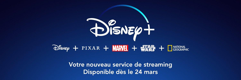 Disney+ - Disney plus - offre