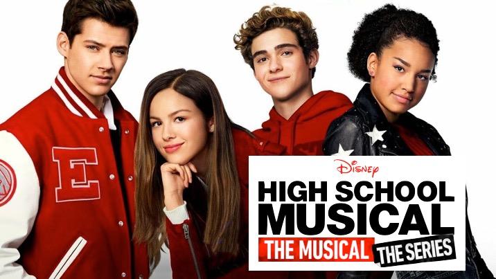 Disney+ - Disney plus - High School Musical - Serie