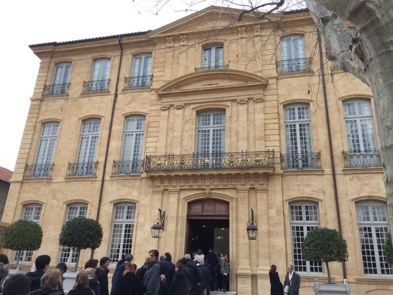 Hotel Caumont Aix en Provence estampe japon art hiroshige hokusai utamaro fuji carpe xylogravure exposition sud PACA japonisme