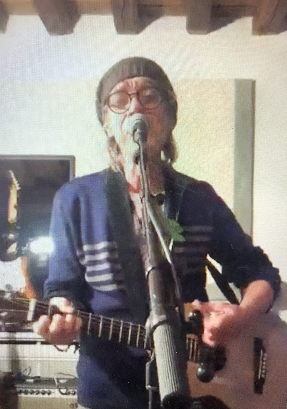 Live At Home - Jean Louis Aubert