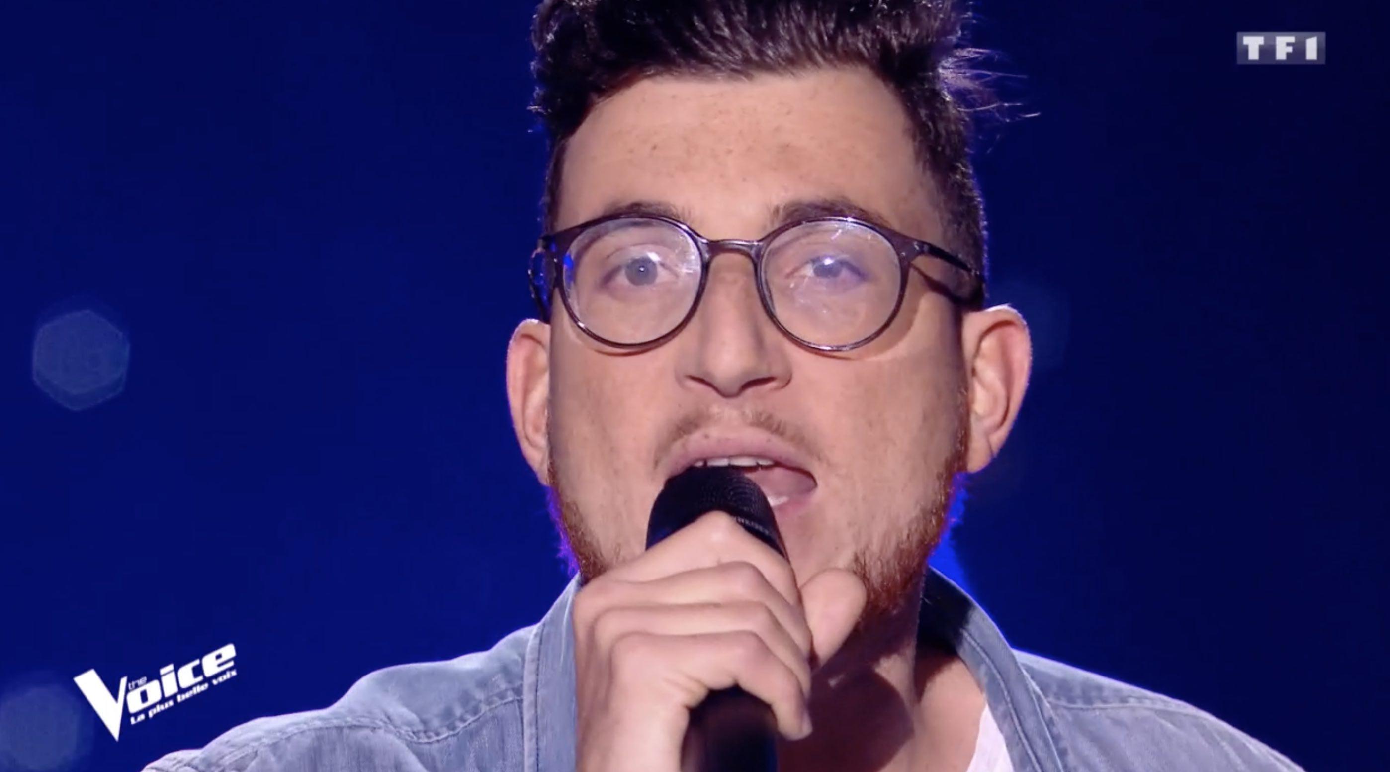The Voice 9 - The Voice 2020 - The Voice - Jonathan Dijoux