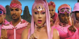 Lady Gaga - Stupid Love - Clip - Retour