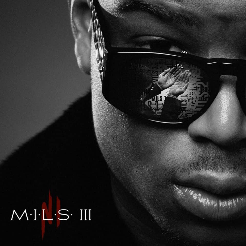 Ninho - MILS 3 - pochette - mixtape