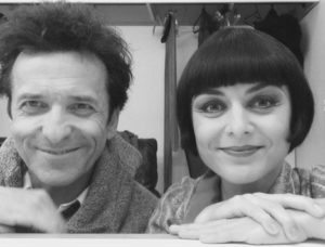Milena marinelli - comedienne - chanteuse - musical - comedie musicale - spectacle - kiki de montparnasse - chance - herve devolder - florence yeremian - syma news - theatre - actrice -