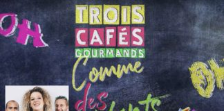 Trois cafés gourmands - comme des enfants - single - retour