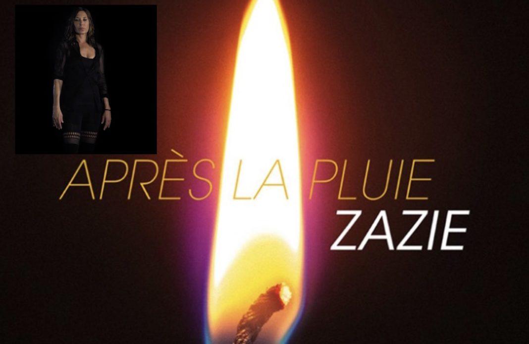 Zazie - Après la pluie - confinement - hommage soignants