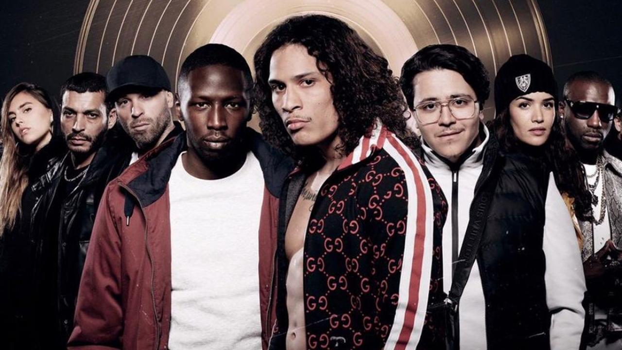 Validé - Canal + - série rap