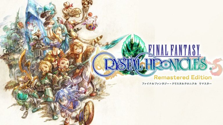 Final Fantasy Crystal Chronicles PS4 Switch smartphone Iphone iOS Android Xbox series X PS5 Bandai Namco Scarlet Nexus ReZero Dragon Quest Tales of Crestoria jeu vidéo RPG JRPG Assassin Creed Valhalla