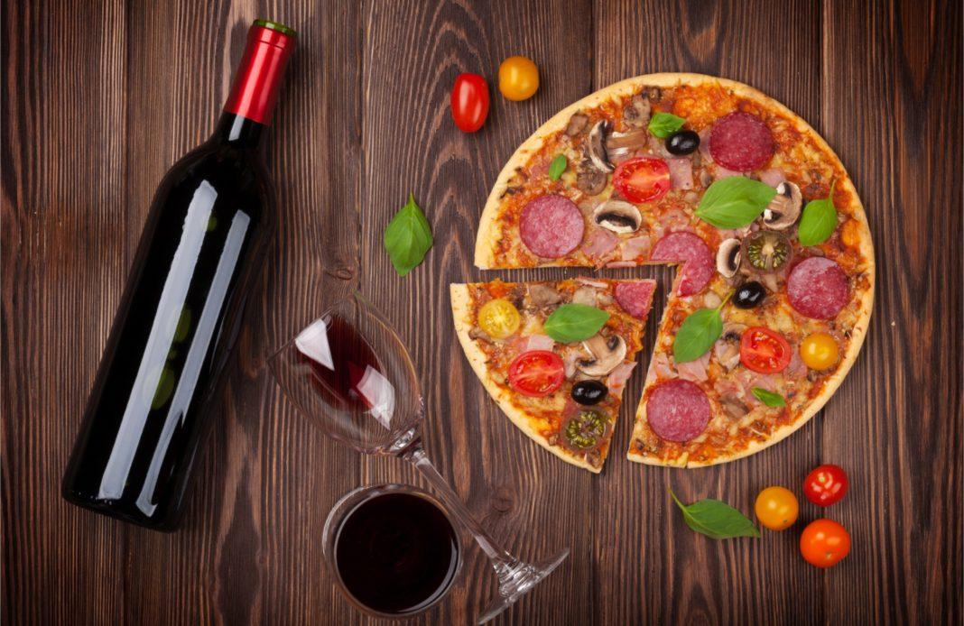 pizza - vin - art de vivre - manger - syma news - yeremian