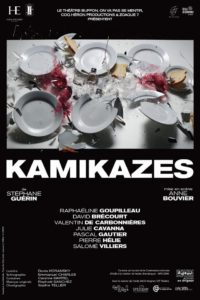 salome villiers - villiers - comedienne - actrice - theatre - comedie - mara villiers - syma news - florence yeremian - art - culture - spectacle - scene - kamikazes