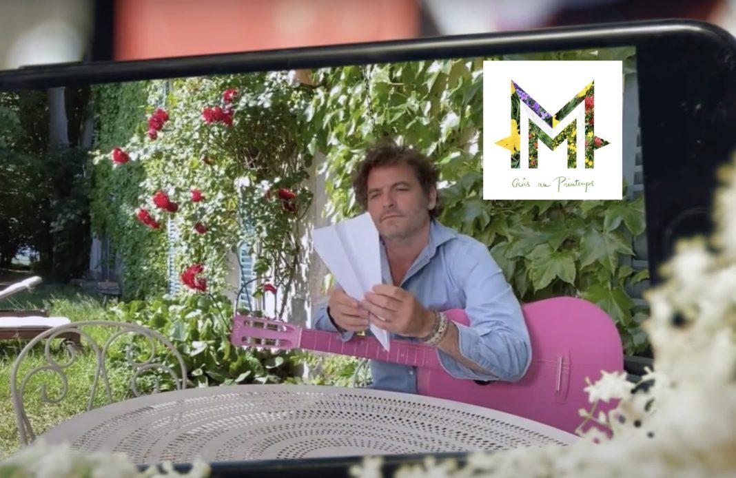 Matthieu Chedid - M - croît au printemps