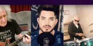 Queen -Adam Lambert - You are the champions - soignants