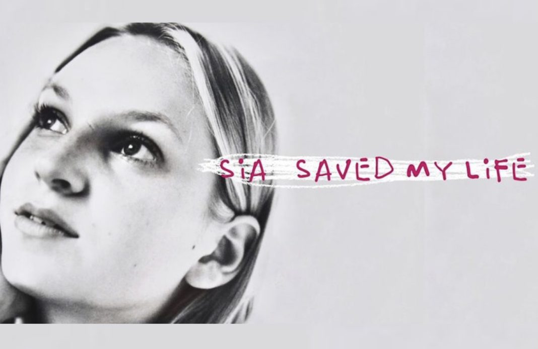Sia - Saved my life -