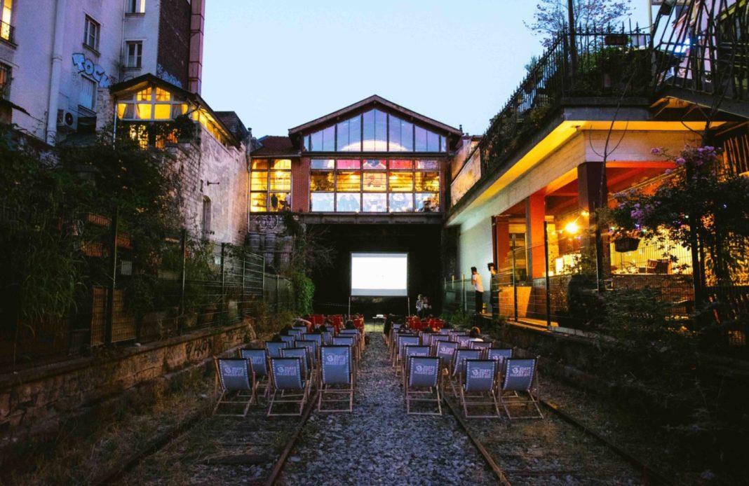 Recyclerie - film - plein air - sortir - - syma news - festival cinema - gare aux Docs - documentaire - recyclage - recyclerie - compost - environnement