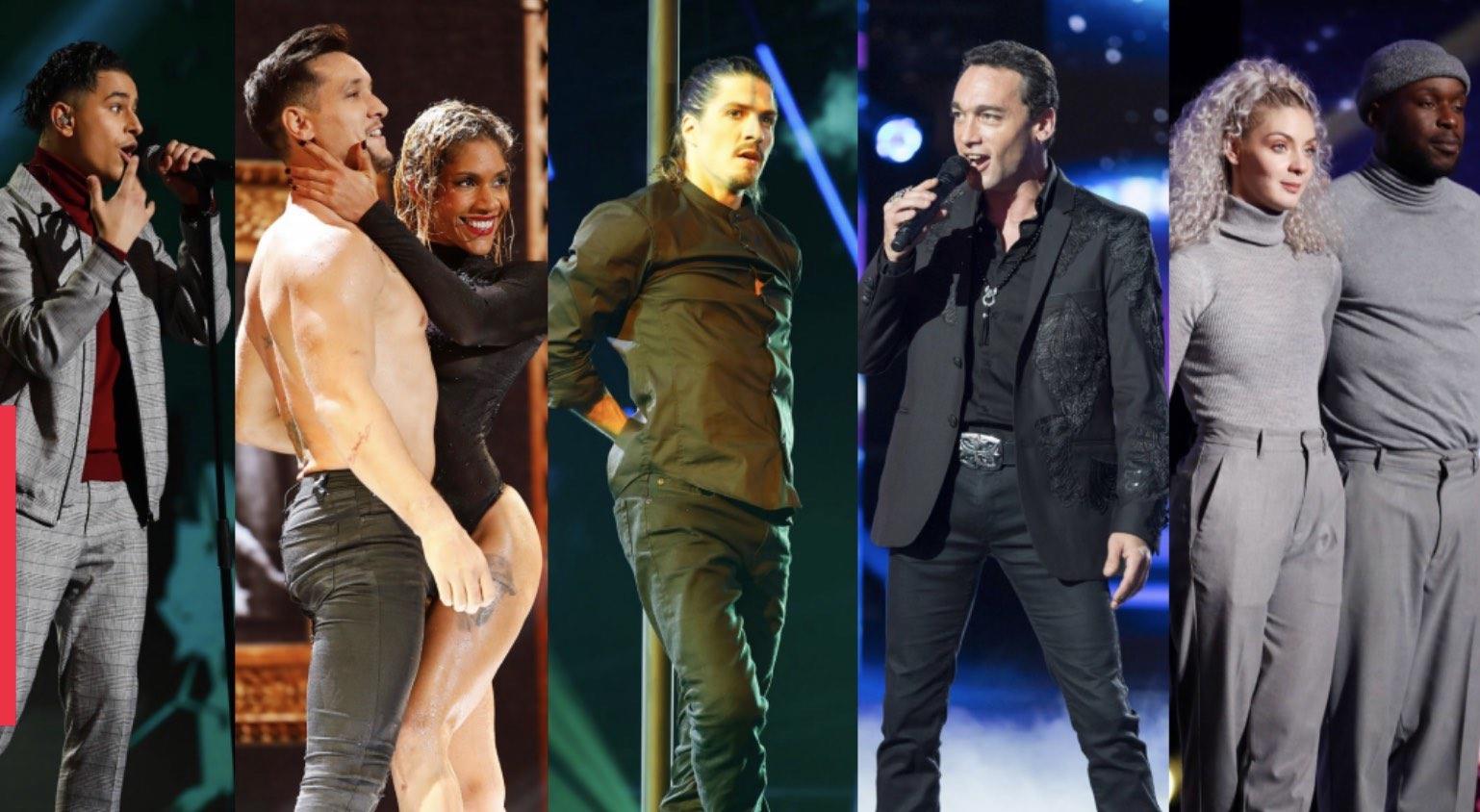 La bataille du jury - M6 - La france a un incroyable talent