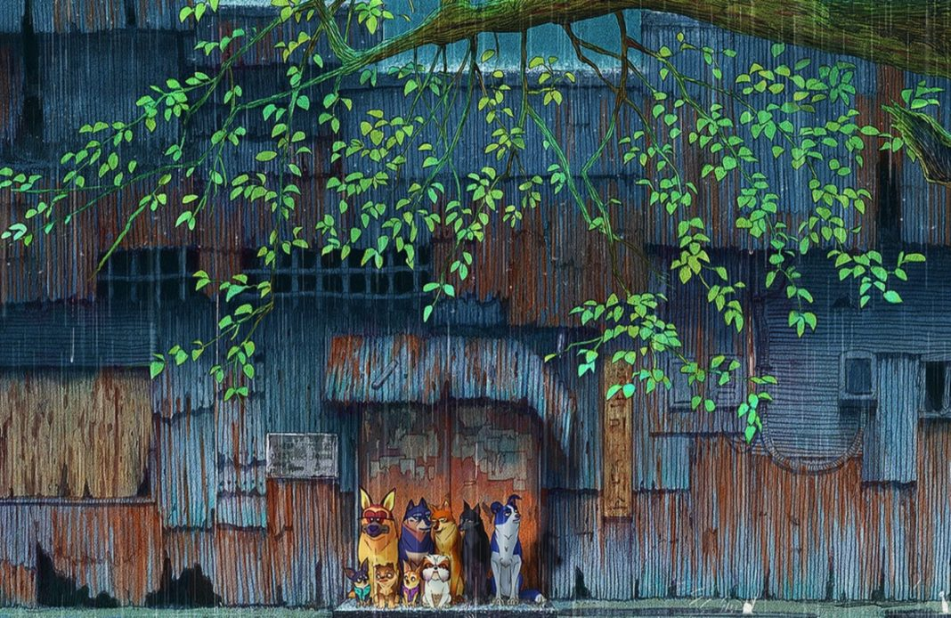 Nous les chiens - film - cinema - syma news - the jokers - corée