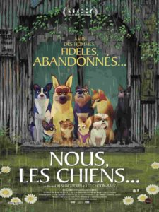 Nous les chiens - film - cinema - syma news - the jokers - corée- korea - movie - dessin animé - cartoon - dog - chien - hunt _ oh sung yoon - lee choon baek - annecy - festival annecy - asie