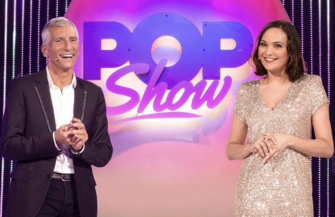 Pop show - France 2 - Nagui - Valérie Bègue