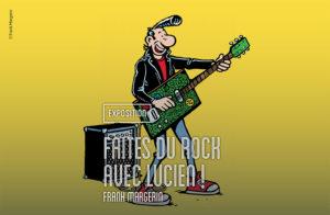 Frank Margerin - symanews - BD - Bande dessinée - toute la france dessine - harley - lucien - metal hurlant - hippocampe - rock - angouleme