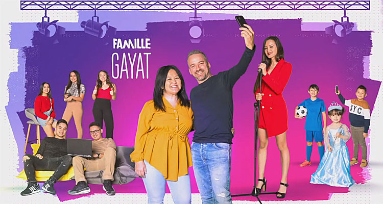 Familles nombreuses - Familles XXL - TF1 - Famille Gayat