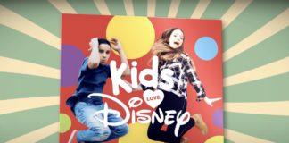 Kids Love Disney - Ismaël El Marjou - Lévanah