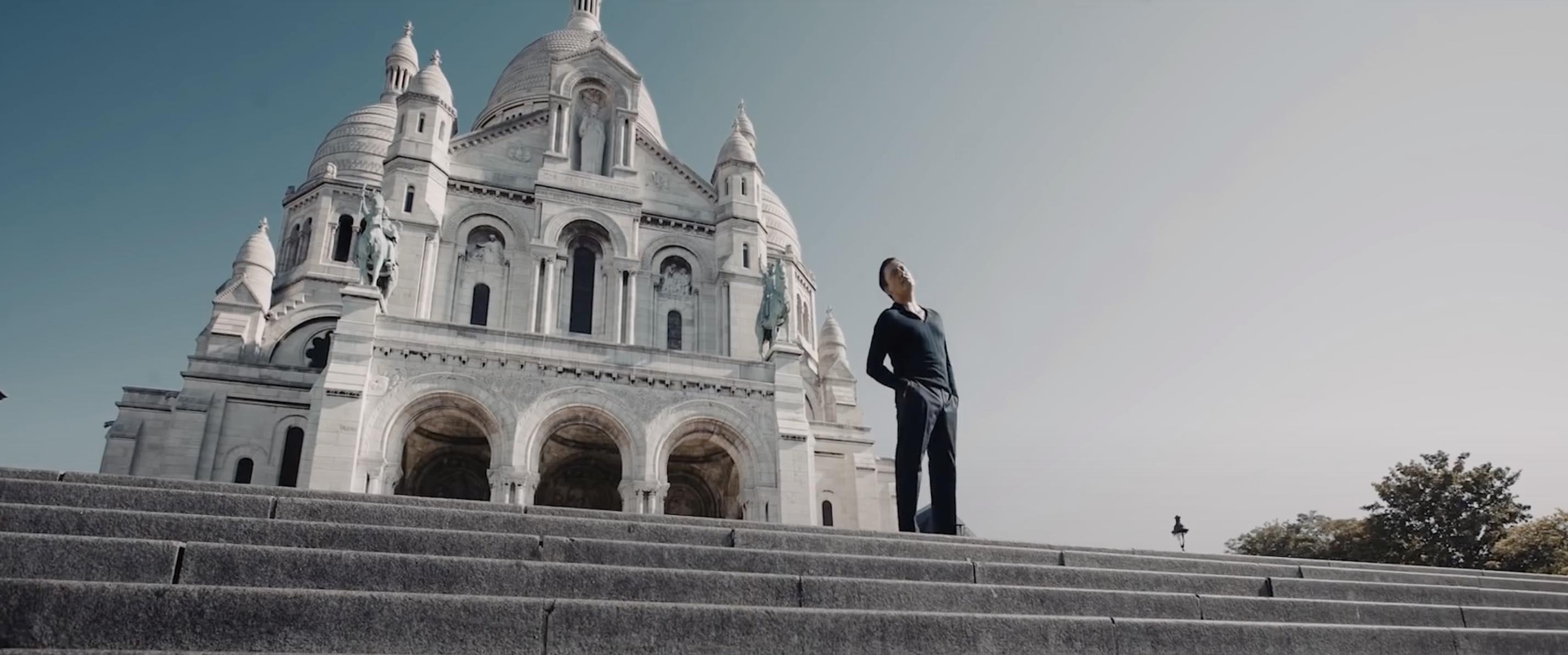 Dany Brillant revisite « La bohème » de Charles Aznavour