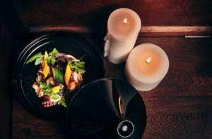 gastronomie, marais, paris, modernité, ethnique, cuisine du monde, sinner