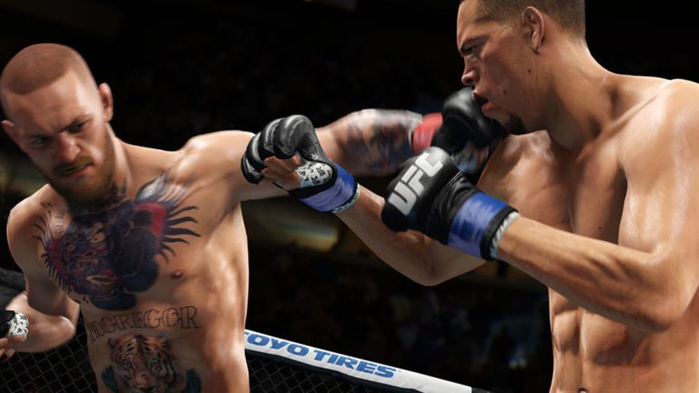 ufc4 madden EA electronic arts sony ps4 ps5 microsoft xbox series bethesda atelier ryza falcom legend of heroes captain tsubasa jeux video sport