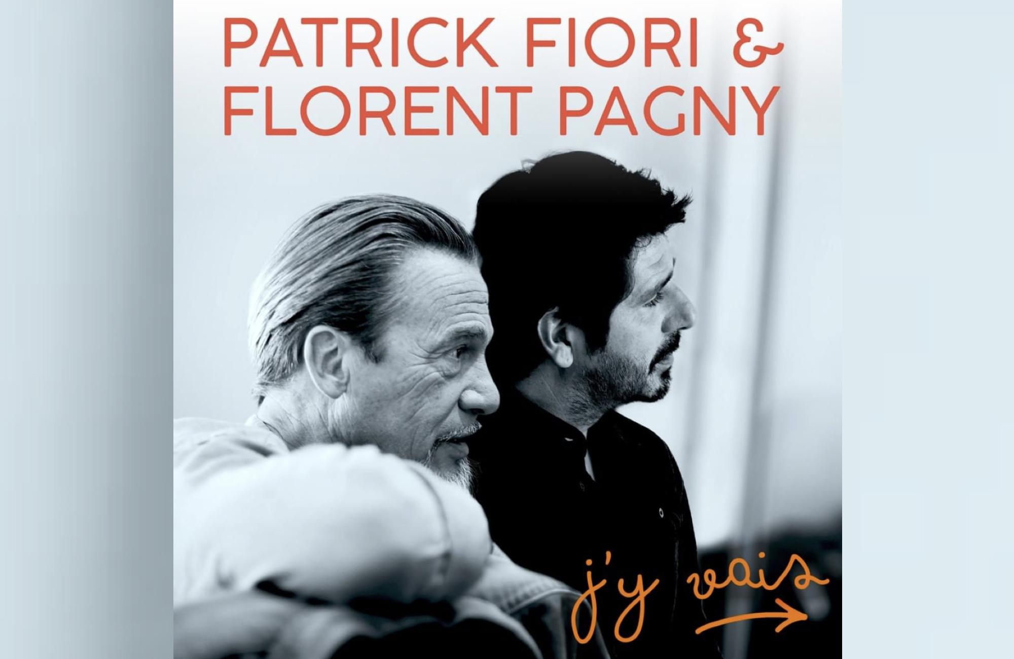 Patrick Fiori et Florent Pagny en duo sur le titre « J'y vais » - Syma News : votre magazine d'actualité