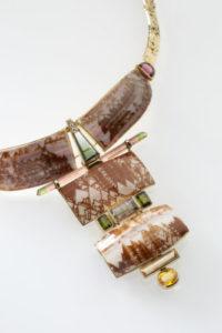 Collier Tippy - coquillage - jean vendome - bijou - joaillier