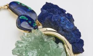 Gemme - minéraux - jean vendome - bijou - van cleef - syma - yeremian florence