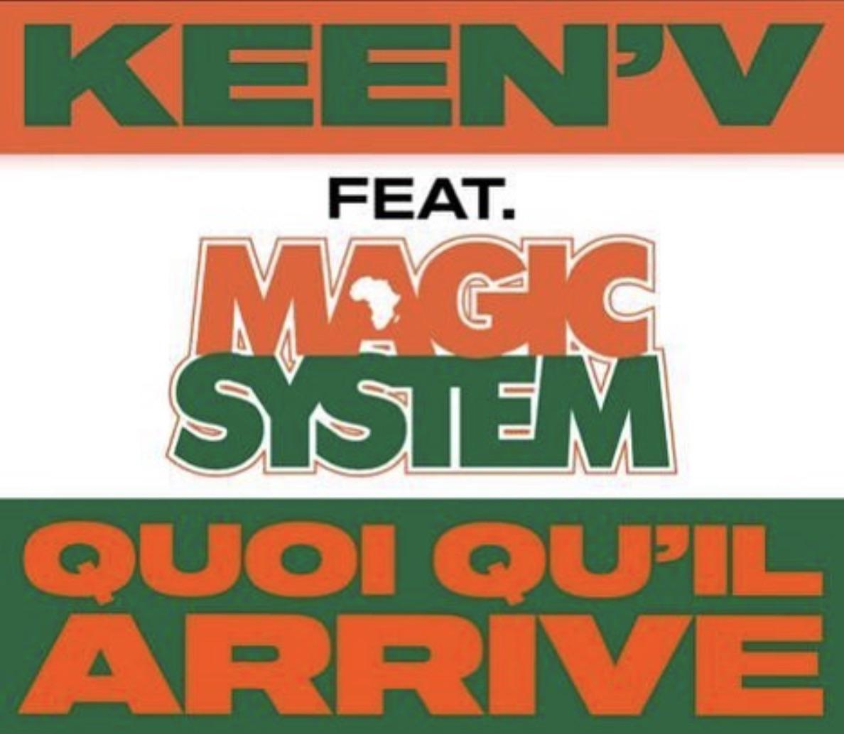 Keen'V - Magic system - Quoi qu'il arrive