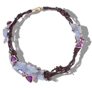 thierry vendome - jardin sauvage - collier - ring - necklace - syma - bijou