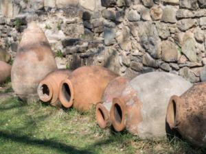kvevri vin géorgien ancien amphore jarre